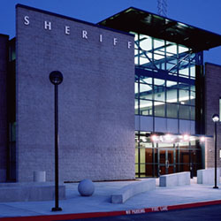 Sonoma County Sheriff's Building